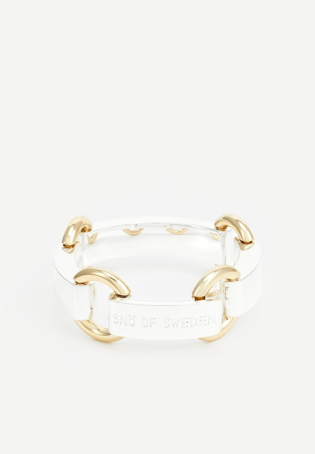 ALEA BIG BRACE MIX - Bracelet - gold-coloured