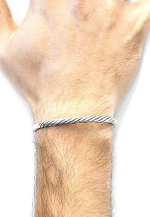 HADEN HALF ROPE WAYFARER  - Bracelet - silver
