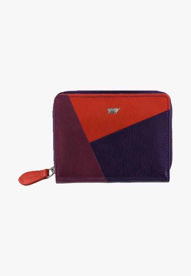 Wallet - multi-coloured