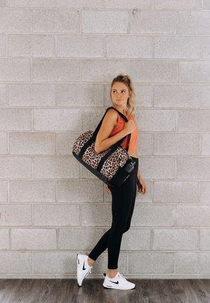 Sports bag - cheetah