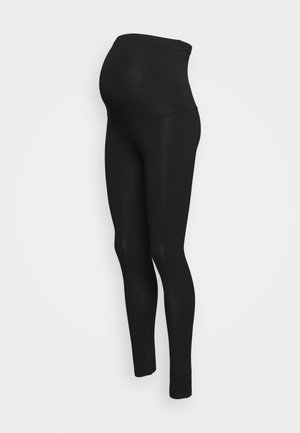 SUPERSOFT - Leggings - Trousers - black