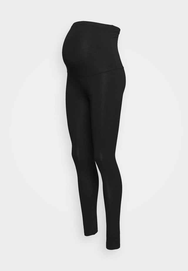 SUPERSOFT - Leggings - black