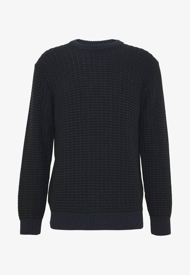 LEO - Trui - navy blazer