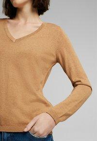 edc by Esprit - COO  - Pullover - caramel - 3
