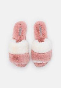Office - FRANKIE - Slippers - nude/cream - 4