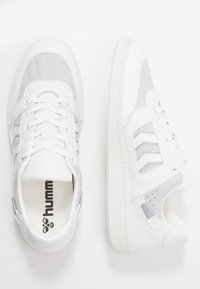 Hummel - SEOUL PREMIUM VEGAN - Baskets basses - white - 1