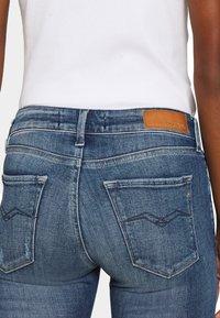 Replay - NEW LUZ - Jeans Skinny Fit - medium blue - 4