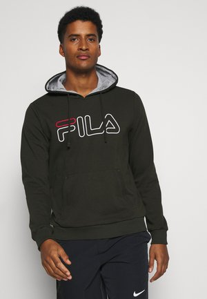 HOODY WILLIAM - Felpa con cappuccio - forest night