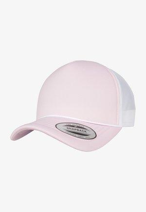 Cap - white/pink