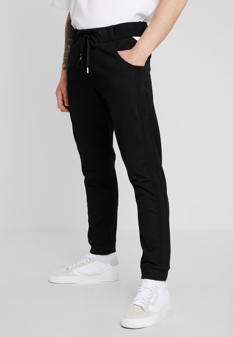 Replay Sportlab - Trousers - black