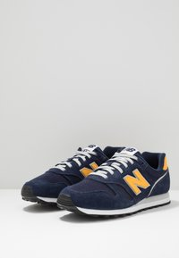 New Balance - 373 - Sneakersy niskie - blue/yellow - 2