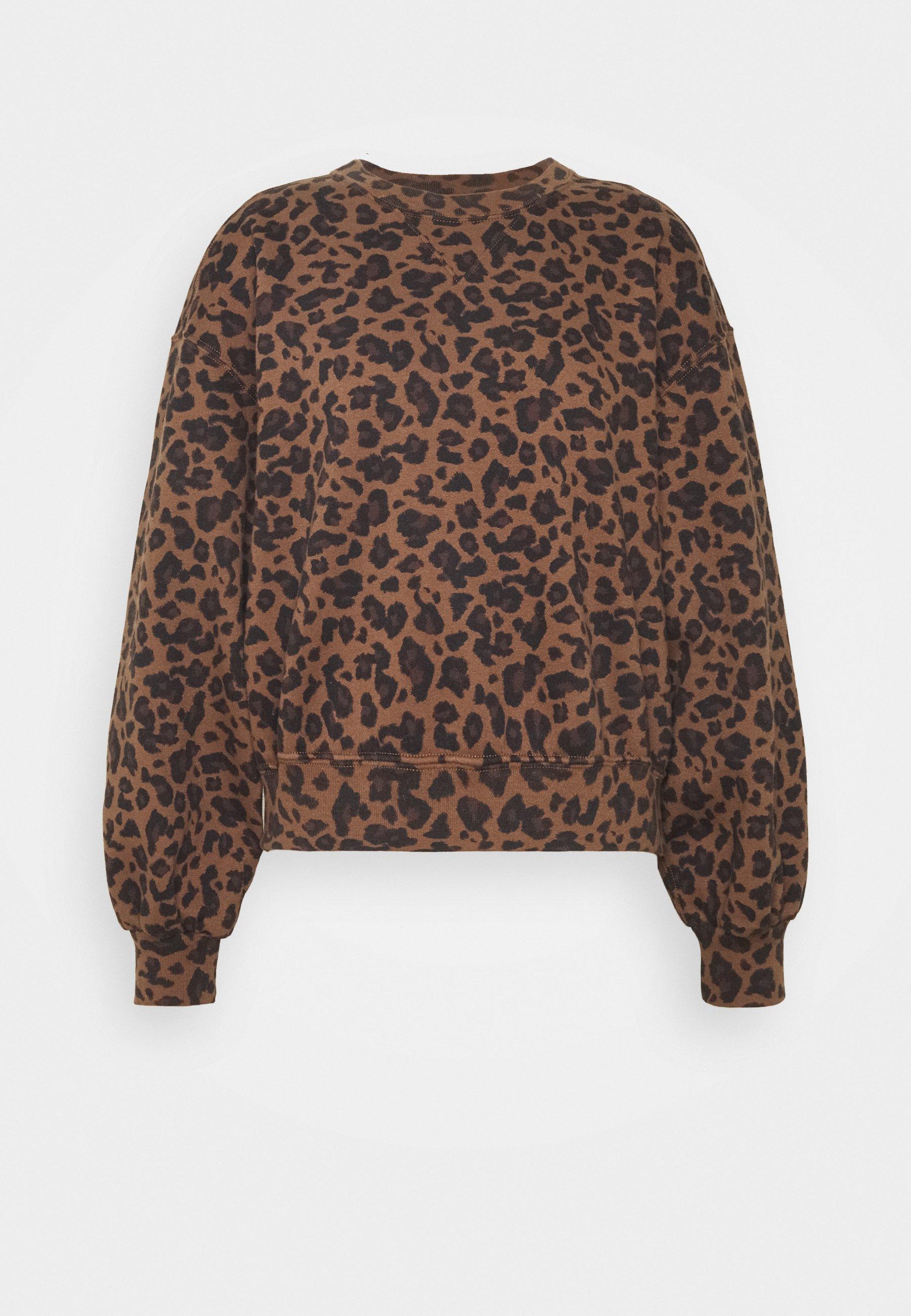 Women PATTERN CREW - Sweatshirt