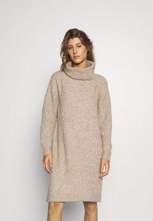 IVONNA DRESS - Jumper dress - creme