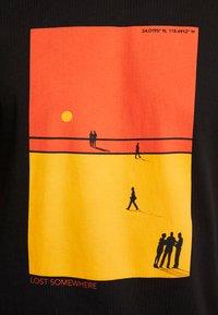 Pier One - T-Shirt print - black - 5