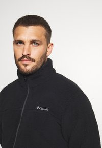 Columbia - RUGGED RIDGEII - Veste polaire - black - 3