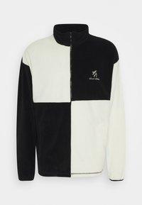 Sweet SKTBS - UNISEX SWEET HALF ZIPPED CITY - Fleece jumper - ecrue/black - 0