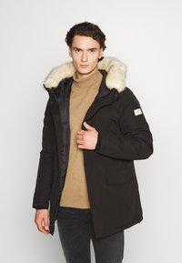 Nagev - Zimní kabát - black - 0