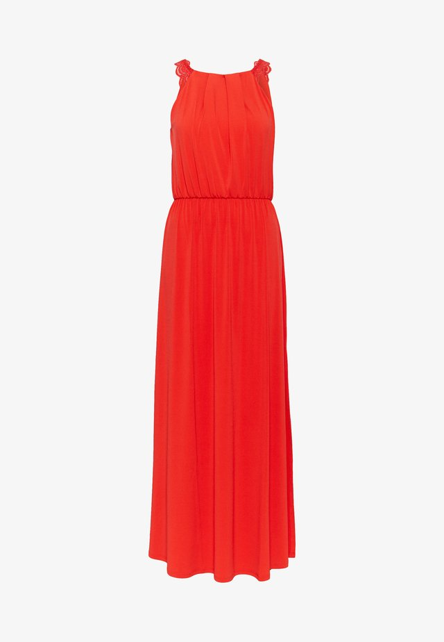 VITAINI NEW DRESS - Maxi šaty - flame scarlet