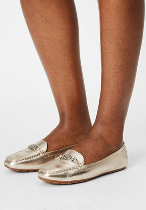 MARETTINI - Moccasins - light silver