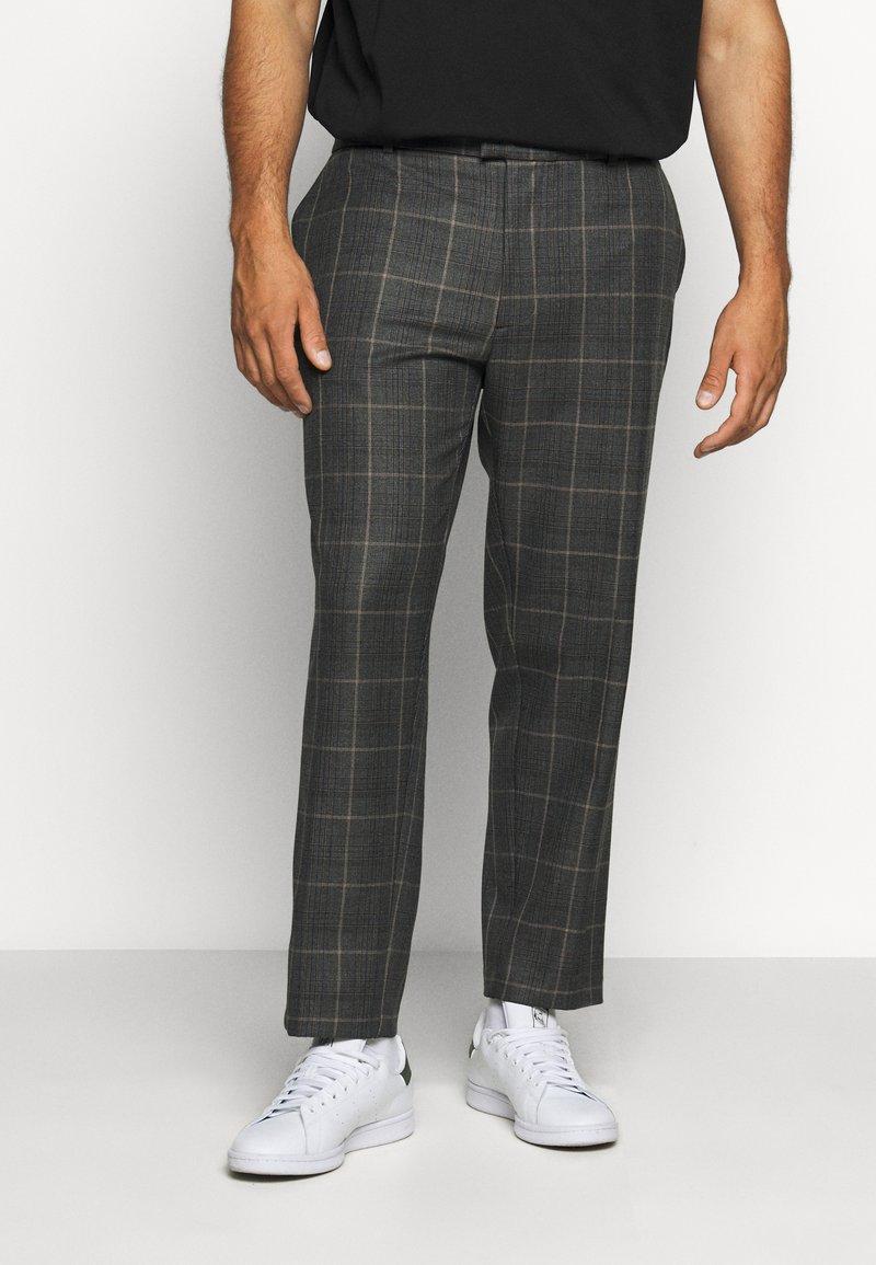 River Island - Suit trousers - grey dark