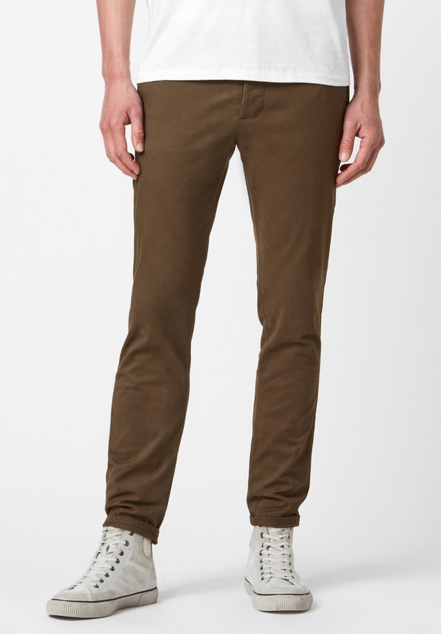 PARK - Chinos - brown