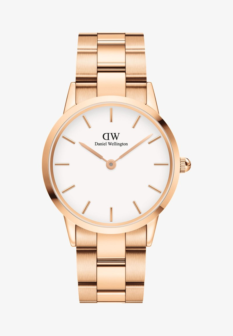 Daniel Wellington - ICONIC LINK 36mm - Watch - rose gold