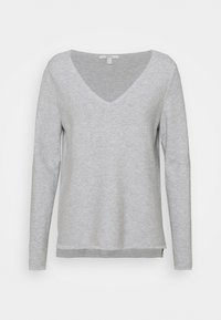 Esprit - CORE - Jumper - light grey - 0