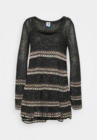 M Missoni - DRESS - Jumper dress - black - 0