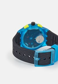 Swatch - TIRE - Chronograph watch - blue - 1