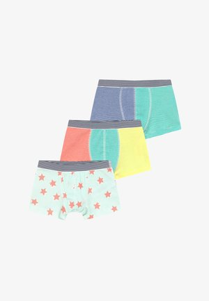 BOXERS 3 PACK - Pants - multi-coloured