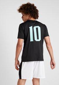 Puma - RETRO  - Print T-shirt - black - 2