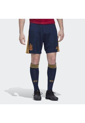 SPAIN FEF HOME SHORTS - Sports shorts - collegiate navy