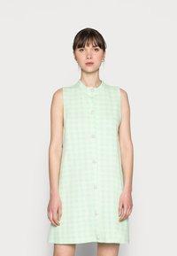 Résumé - ELLIE DRESS - Shirt dress - pastel green - 0