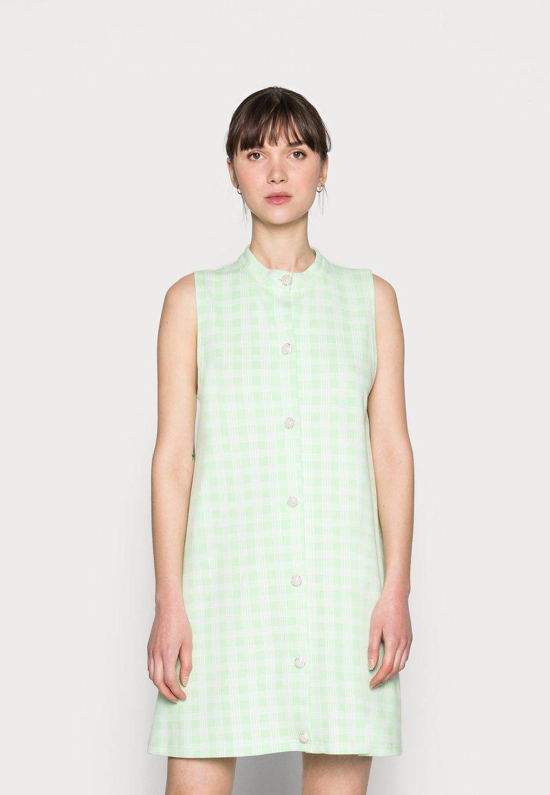 Résumé - ELLIE DRESS - Shirt dress - pastel green