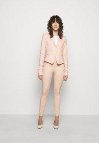 Patrizia Pepe - GIACCA - Blazer - pink dune - 1