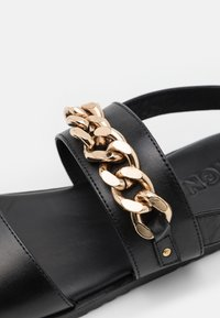 Zign - UNISEX - Sandals - black - 5