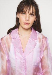HOSBJERG - JASMINE - Skjortebluser - light pink - 3