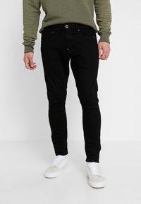 G-Star - REVEND SKINNY FIT - Jeans Skinny Fit - nero black - 0