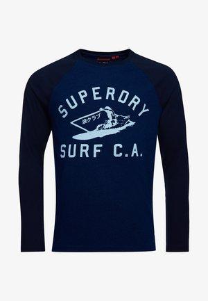 CALI SURF  - Pitkähihainen paita - indigo