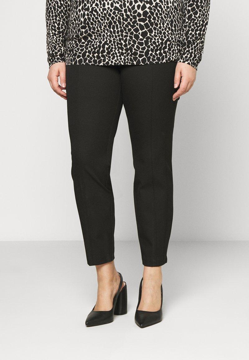 Tommy Hilfiger Curve - Trousers - black