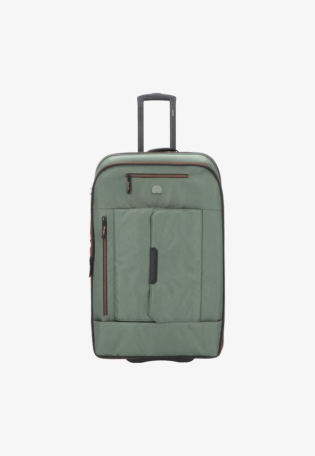 TRAMONTANE - Wheeled suitcase - khaki