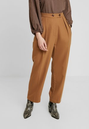 FRANCOISE TROUSERS - Pantalones - argan oil