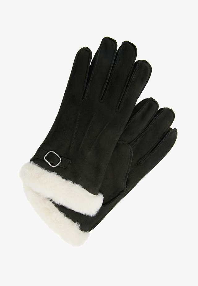 Fingerhandschuh - black