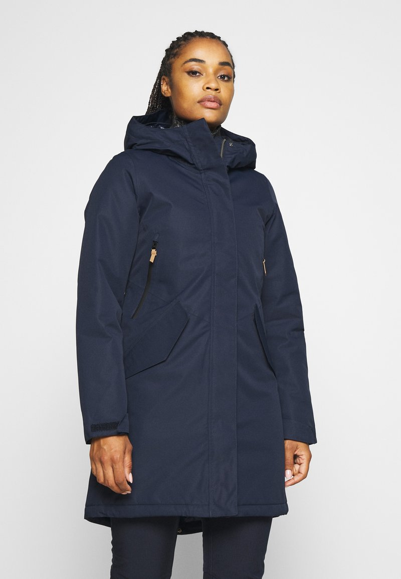 Icepeak - ADDIS - Parka - dark blue