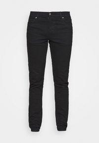CLARK - Zúžené džíny - black