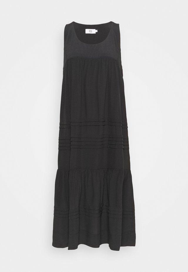 LINEAR - Day dress - black