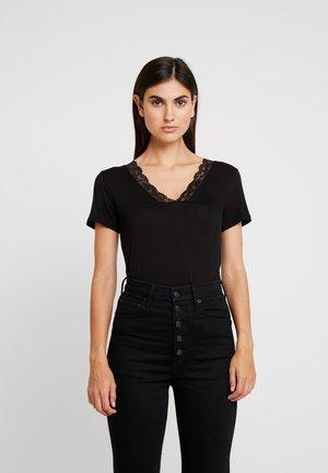 CUGOMME - T-Shirt print - black