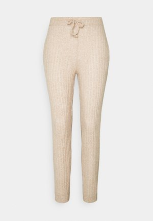 JOGGER - Trainingsbroek - camel