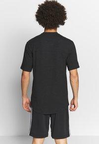 adidas Performance - T-shirts basic - black - 2