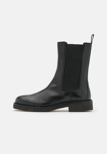 TARA - Platform boots - black
